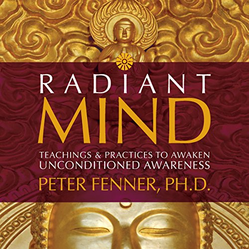 Radiant Mind audiobook cover art