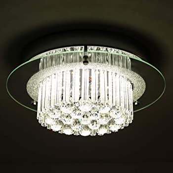 Modern Crystal Iron LED Ceiling Light Fixtures Chandelier Pendant Lamp For Dining Room Kitchen Decoration Fixture Lights LED