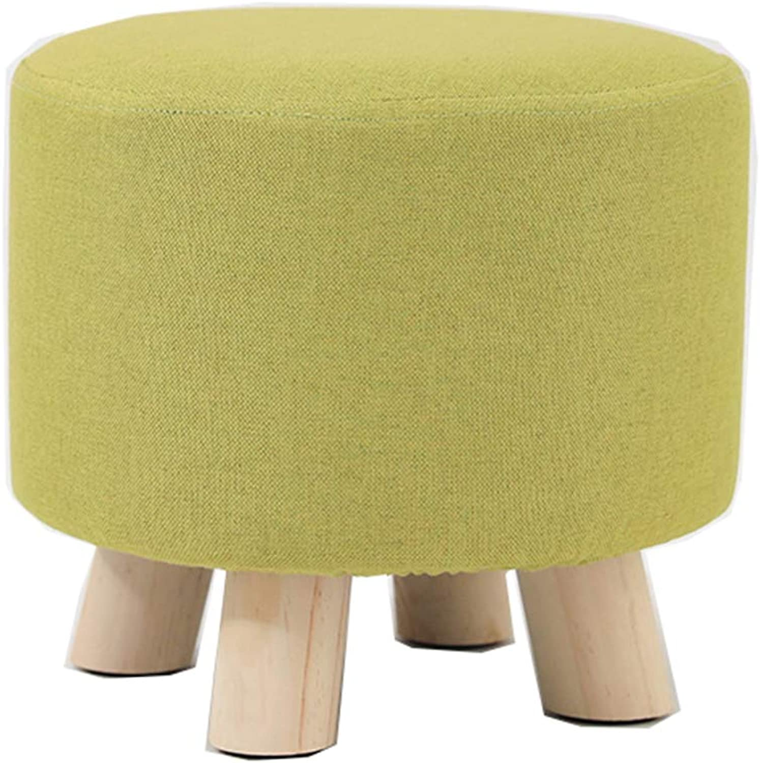 Small Stool-Living Room Small Bench Fashion Sofa Stool Creative Wear shoes Bench Fabric Stool Home