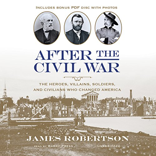After the Civil War  Audiolibri
