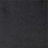 Schwarzer Cordstoff, 100 % Baumwolle, 150 cm breit, halber