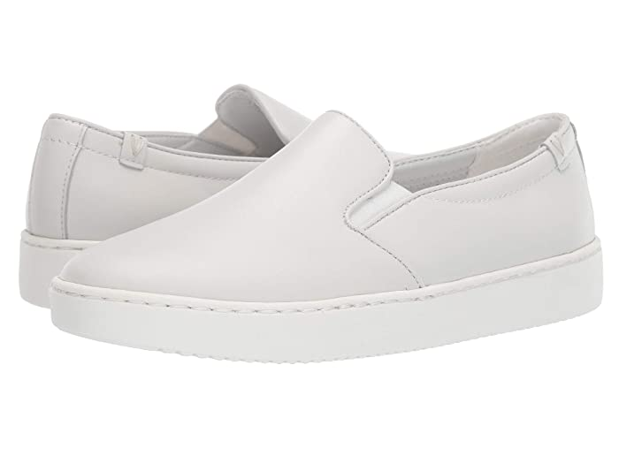 VIONIC  Avery Pro Leather (White) Womens  Shoes