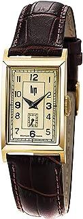 リップ LIP 腕時計 671001 チャーチル レザーベルト クォーツ [並行輸入品]