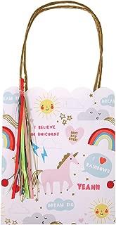 Playas Meri Meri Pack de 8 Bolsas de Papel para Recuerdos de Fiestas Infantiles con Tema de Sirenas Los Cotillones m/ás Bonitos y Originales para tu Evento Marineros