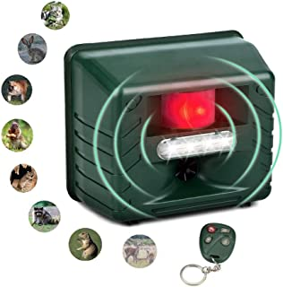 SENLUO 2 Flashing LED Lights,Eco-Friendly-Effective Animal Management Without T