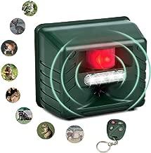 SENLUO 2 Flashing LED Lights,Eco-Friendly-Effective Animal Management Without T