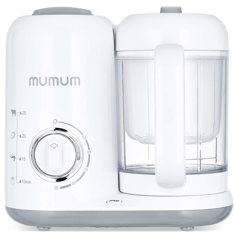 Mumum Baby Food Ranking TOP14 Maker Blender Defrost Steam New product!! Steamer Grinder