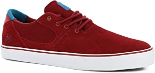 eS Skateboard Shoes Accel SQ Burgundy