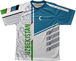 ScudoPro Uzbekistan Technical T-Shirt for Men and Women