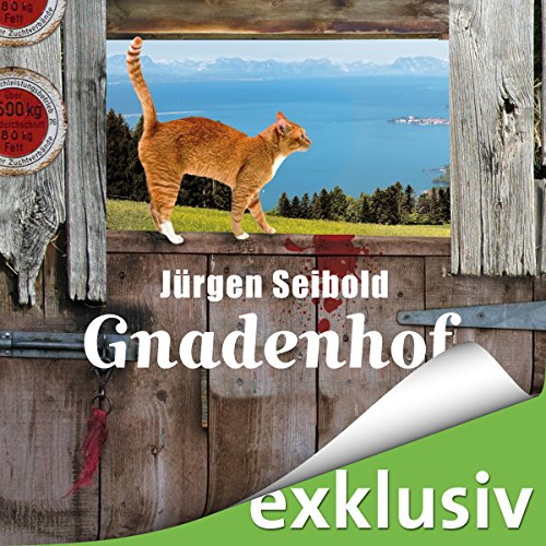 Gnadenhof audiobook cover art