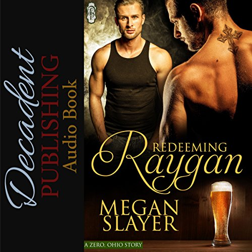 Redeeming Raygan audiobook cover art
