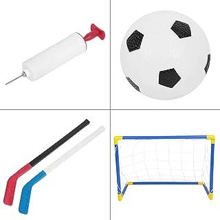 Cuque Ishockeymål för barn, amerikansk fotbollsmål, minimifotbollsmål för Park Yard Beach