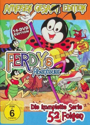 Ferdy, die Ameise - Die komplette Serie (14 DVDs)