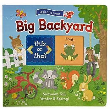 Big Backyard  Summer Fall Winter & Spring  Slide and Learn