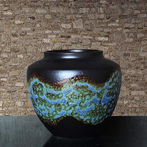 Winpavo Dekoartikel Skulpturen Neo-Klassischen Keramik-Kunst Vasen Töpfern Stein Keramik Chinese Home Wohnzimmer Dekoration Dekoration Modell Haus Handwerk Niedrigen Abschnitt