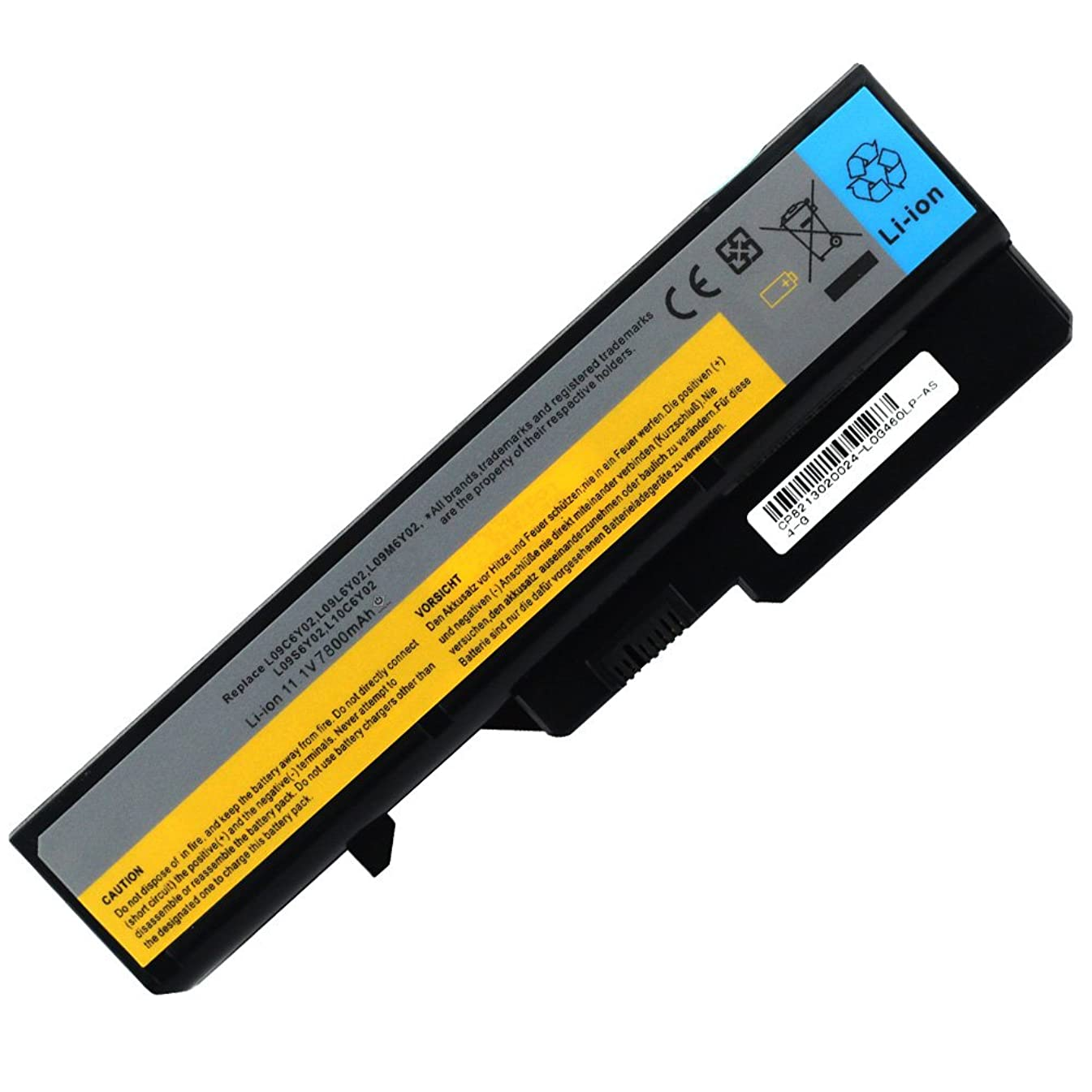 Bay Valley Parts10.8V 9-Cells 7800mAh New Replacement Laptop Battery for Lenovo:IdeaPad B470 B570 G460 G470 G475,G560,G565,G570,G575,G770,IdeaPad Z470A-ITH,IdeaPad Z560A,IdeaPad Z560M,IdeaPad Z565A