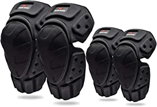 Alpinestars 1569100 Protections Coudes Noir//Rouge S//M Lot de 2