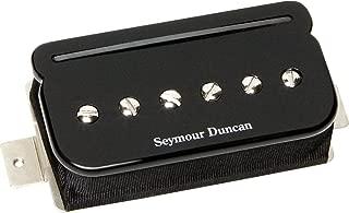 Seymour Duncan SHPR-2b P-Rails Hot Bridge Pickup Black