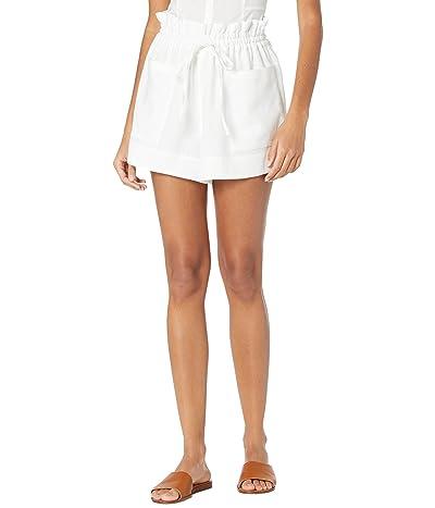 Tory Burch Swimwear Linen Shorts Cover-Up