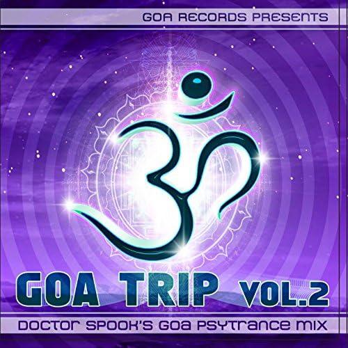 Doctor Spook's Goa Psytrance Mix