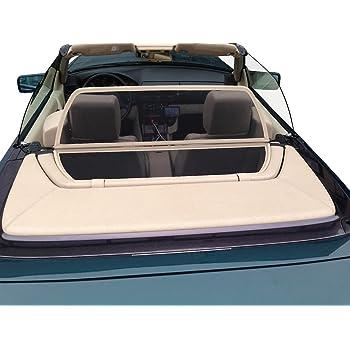 Tief Tech Windschott f/ür Mercedes SL R129 1989-2001 Windabweiser