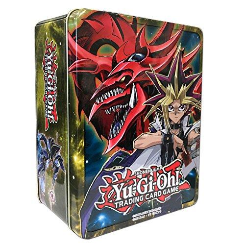 Yu-Gi-Oh! Cards 2016 Mega Tin Yugi & Slifer Tin, Multicolor