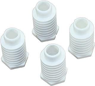 Supplying Demand 49621 Dryer Leveling Foot 4 Pack Set Fits 3392100, AP4295805