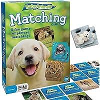 Wonder Forge Baby Animals Matching Game
