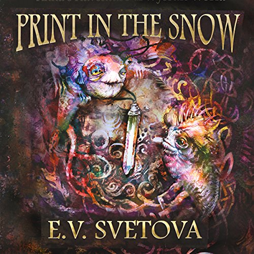 Print in the Snow cover art