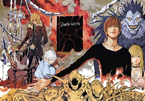 Anime Kalender 2020 (13 Pages 20x30cm) Death Note # Japan Manga Horror