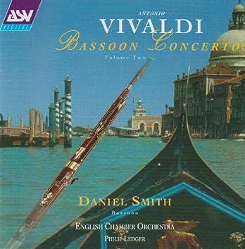 Vivaldi: Bassoon Concertos Vol. 2