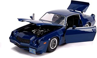 Jada Toys Stranger Things Diecast Model 1/24 Billy's 1979 Chevy Camaro Z28 with Collectibl