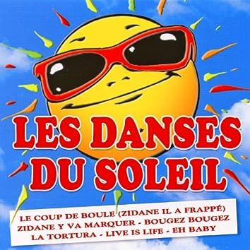 Les danses du soleil Vol. 3
