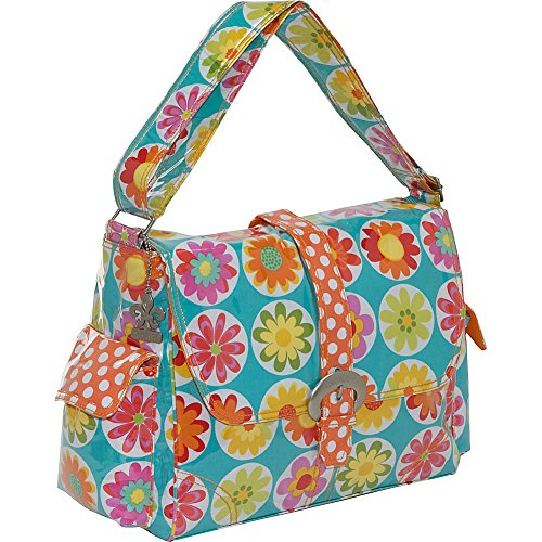 Kalencom Fashion Big Daisy - Bolso cambiador accesorios
