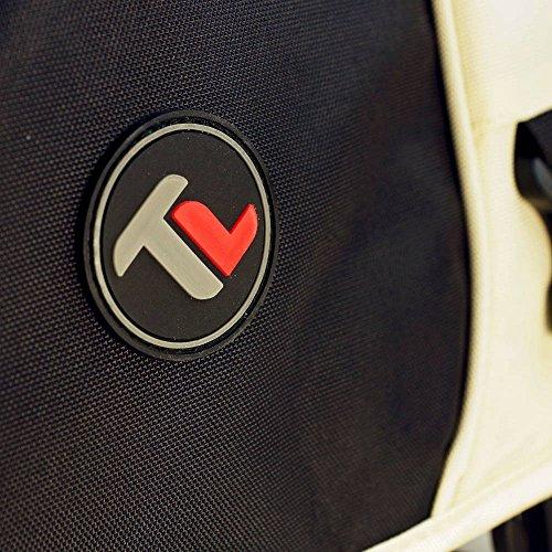 Tuff-Luv S7_1_5055205229195 custodia per fotocamera Borsa da spalla Beige, Marrone