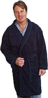 Champion Mens Lightweight Thermal Micro Fleece Bath Robe Dressing Gown Nightwear