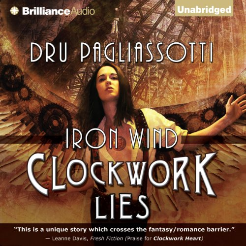 Clockwork Lies: Iron Wind cover art