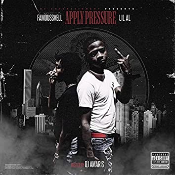 Apply Pressure Hosted by Dj Amaris