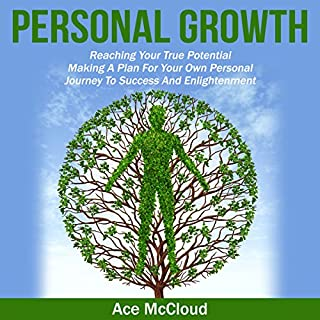 Personal Growth audiobook cover art