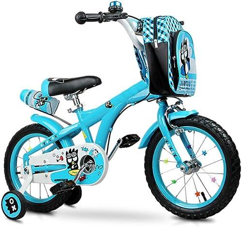 los nuevos estilos calientes QXMEI Bicicleta Niños Niños 2-3-5-6-8 12 14 14 14 Pulgadas Niños Bicicleta,12Inches  Precio por piso