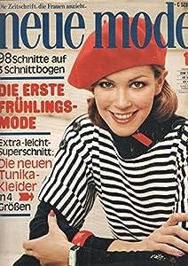 Neue Mode Nr. 01/1976 Januar/1976 Die erste Frühlingsmode