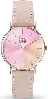 Ice watch ice-city sunset Womens Analog Japanese quartz Watch with Leather bracelet IC015753