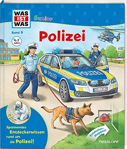 WAS IST WAS Junior Band 9. Polizei (WAS IST WAS Junior Sachbuch, Band 9)