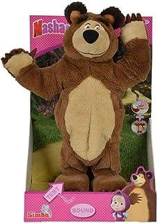 masha and the bear Masha Dancing Baby Misha