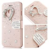 Samsung Galaxy J5 2016 Version Case,L-FADNUT Bling