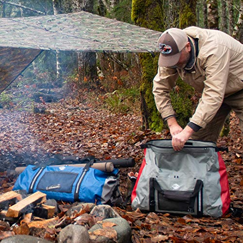Aqua Quest Waterproof Camping Duffel Bag