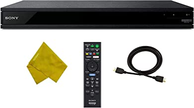 $309 » UBP-X800M2 4K HDR UHD Home Theater Streaming Wi-Fi Blu-Ray Disc Player + HDStars HDMI 6 ft Cable + Fiber Cloth (UBPX800M2)