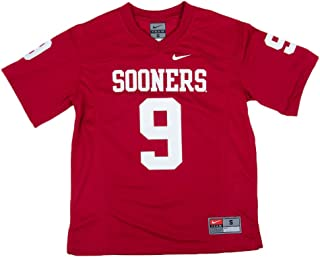 Nike Kids Oklahoma Sooners Jersey in Crimson