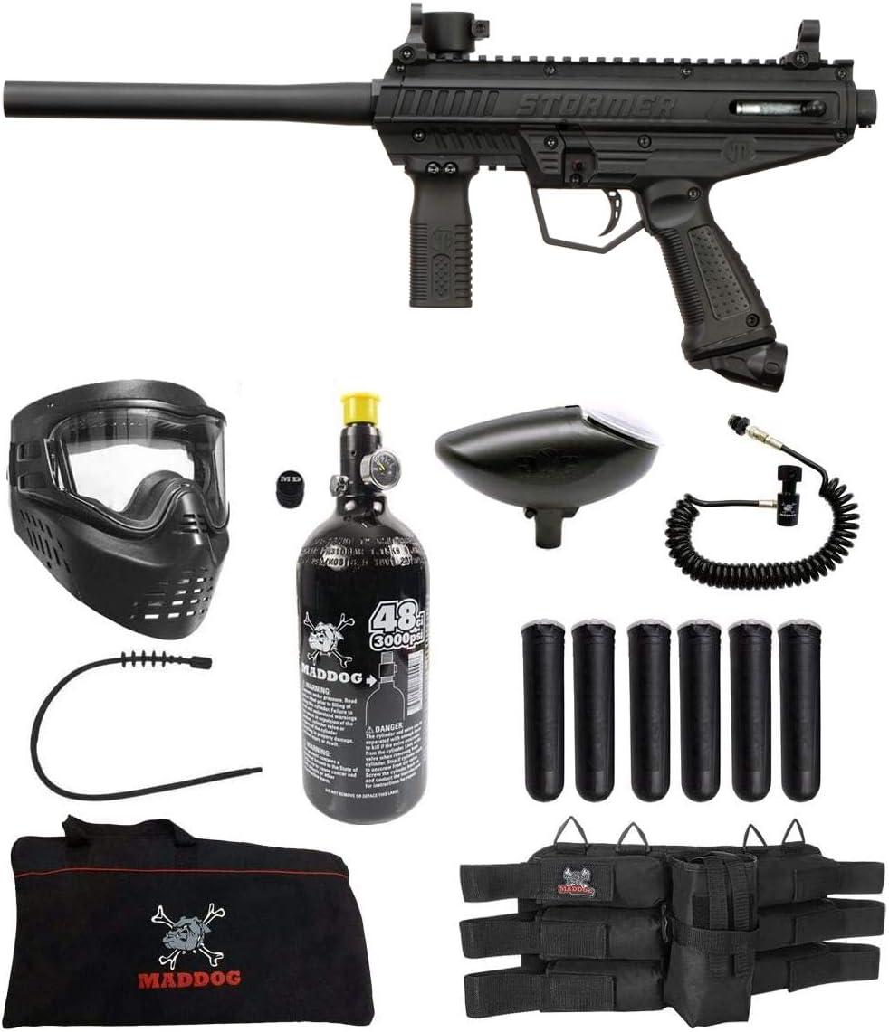 Maddog Cheap sale Tippmann High order Stormer Corporal HPA Starte Gun Marker Paintball