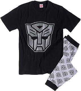 TDP Textiles Mens Transformers Pyjamas